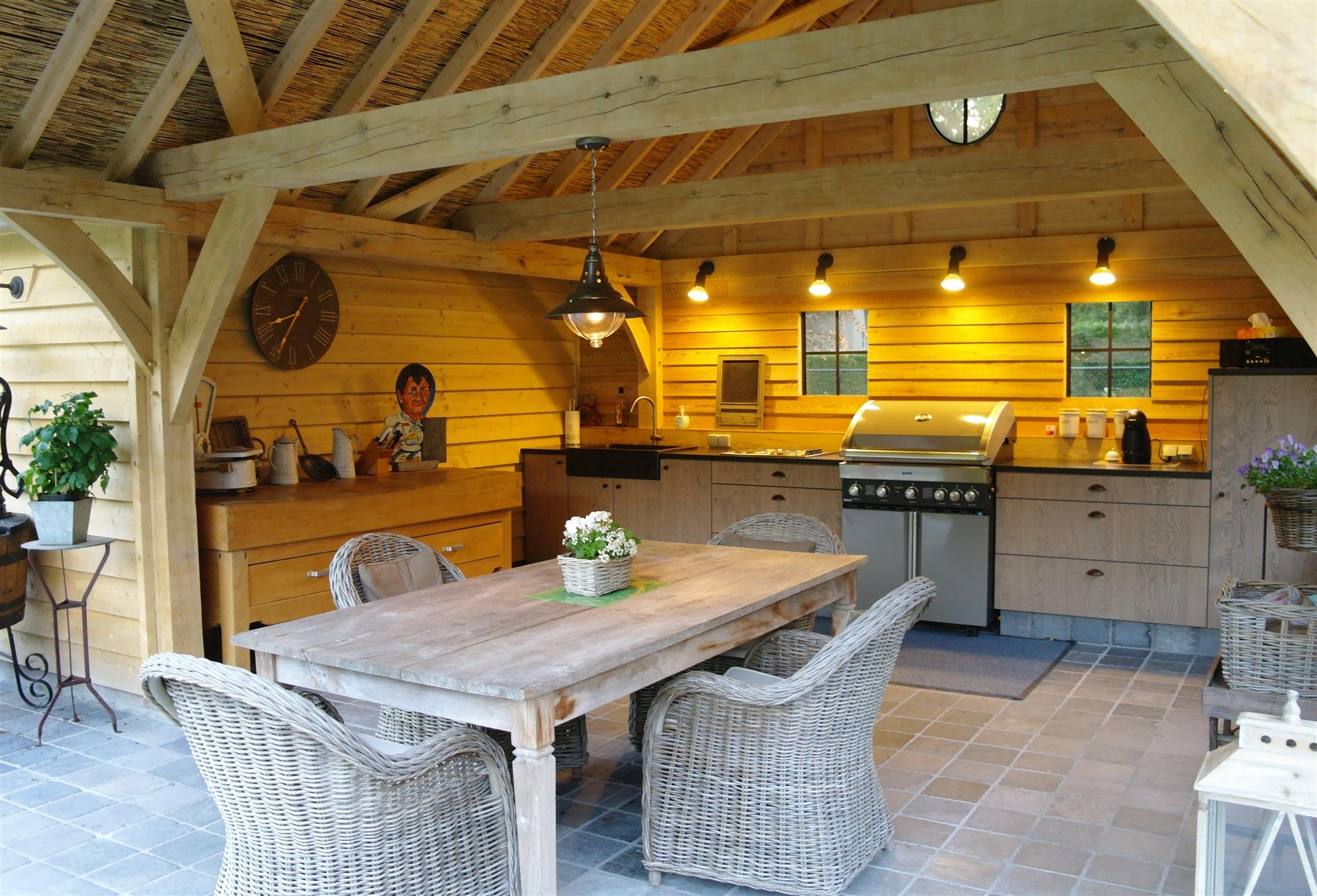Outdoor Kitchen Design Ideas Uk ~ Outdoor kitchens designs uk on a budget