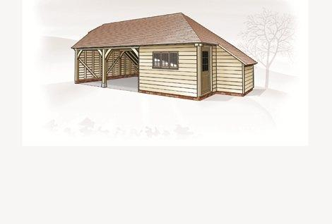 The Rydal ~ Garage & Home Office