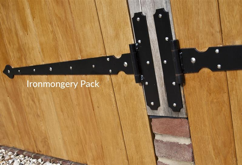 Ironmongery Pack for Garage Doors