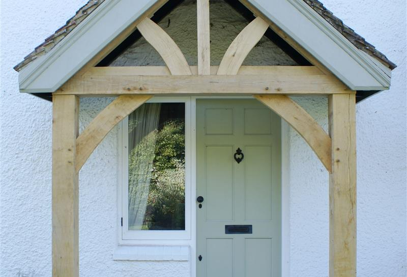 The Oak Framed Porch